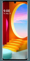 LG Velvet 5G LTE Smartphone mit Handyvertrag