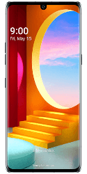 Handy Deal LG Velvet 5G LTE Smartphone, 128 GB, mit Vertrag