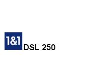 DSL 250 Tarif für den VDSL 250000 Internetanschluss von 1 & 1