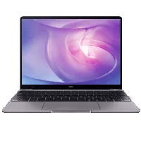 Huawi MateBook Tablet mit Daten Flat von 1 & 1