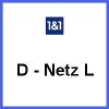 1 & 1 D-Netz L Allnet Flat Handytarif für das Vodafone Netz