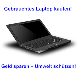 Gebrauchtes Laptop kaufen - Mit Refurbished Notebook Geld sparen