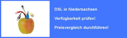 VDSL in Niedersachsen Verfügbarkeit prüfen und Preisvergleich durchführen