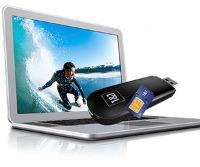 Mobiles Internet mit der Notebook Flat von 1 & 1