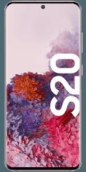 Samsung Galaxy S20 trotz negativer Schufa