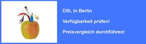 VDSL in Berlin Verfügbarkeit prüfen und Preisvergleich durchführen