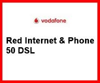 Internet Flat mit 50 MBit/s von Vodafone