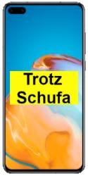 Huawei P40 Smartphone trotz Schufa mit LTE Handy Tarif