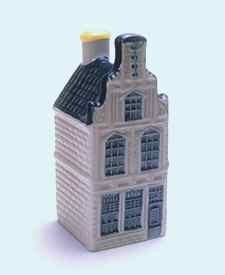 KLM miniatura número 24, Alkmaar, Mient 31. La Corona De Kroon. Construida a mediados del siglo 16.