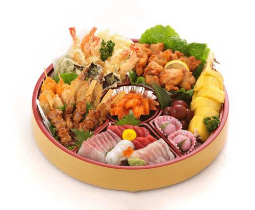 桜寿司 5品盛