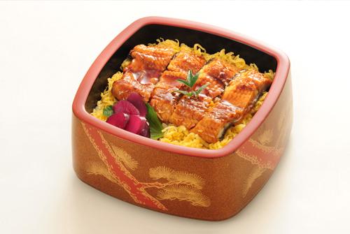 桜寿司 うなぎ丼