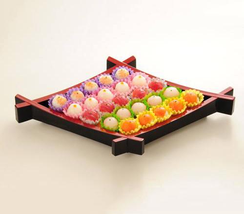 桜寿司 手まり盛合せ
