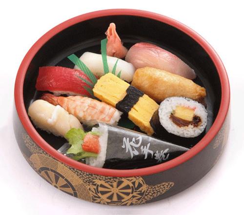 桜寿司 盛合せ