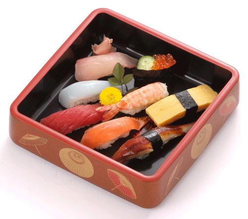 桜寿司 中にぎり