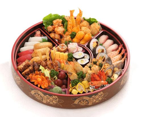 桜寿司 料理と寿司