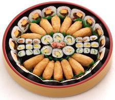 桜寿司 手巻き盛合せ