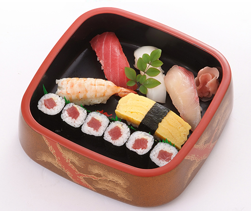 桜寿司 にぎり鉄火