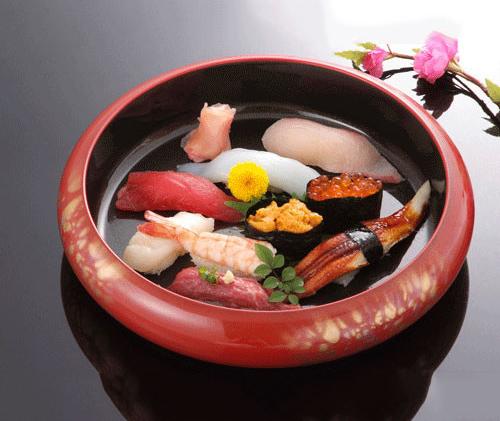 桜寿司 特上にぎり