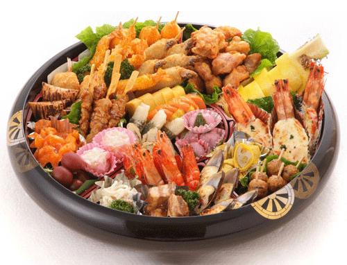桜寿司 料理鉢