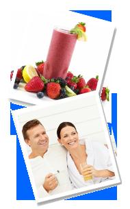 Ein schnelles Frühstück, mit 23 verschiedenen Vitamine und Mineralstoffen!