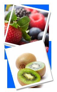 Vitamin C und Folsäure sollten bei Ihrer Mahlzeit nicht fehlen!