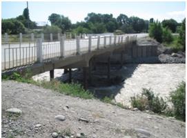対象橋梁 (近傍)