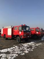 アルメニア国消防機材整備計画 引き渡し式