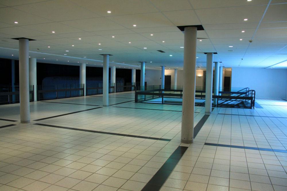 Espace Ventadour - Egletons - Mezzanine