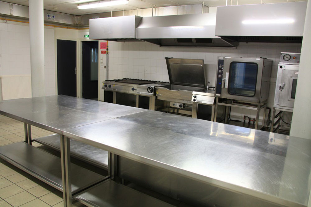 Espace Ventadour - Egletons - Cuisine