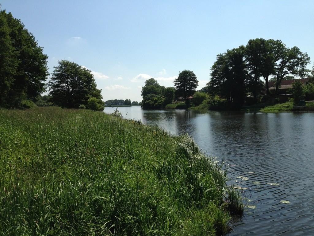 Barumer See (Neetze) - beliebte Einstiegstelle
