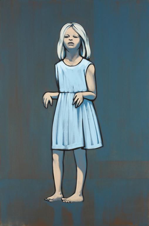 La Danse Des Canards No.3 | Jan11 | 80x120 cm