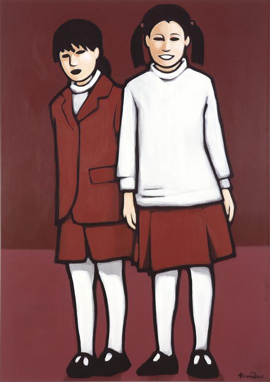 wien 1999 no.2 | oct 02 | 100 x 140 cm | •