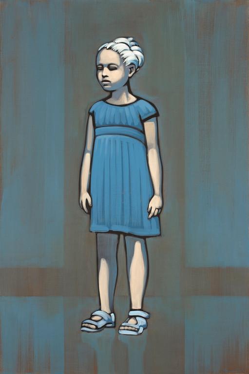 La Danse Des Canards No.2 | Jan11 | 80x120 cm