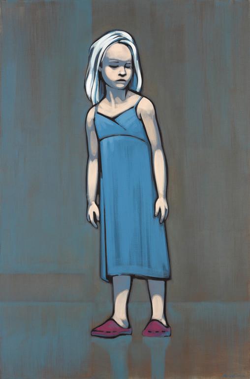 La Danse Des Canards No.1 | Jan11 | 80x120 cm