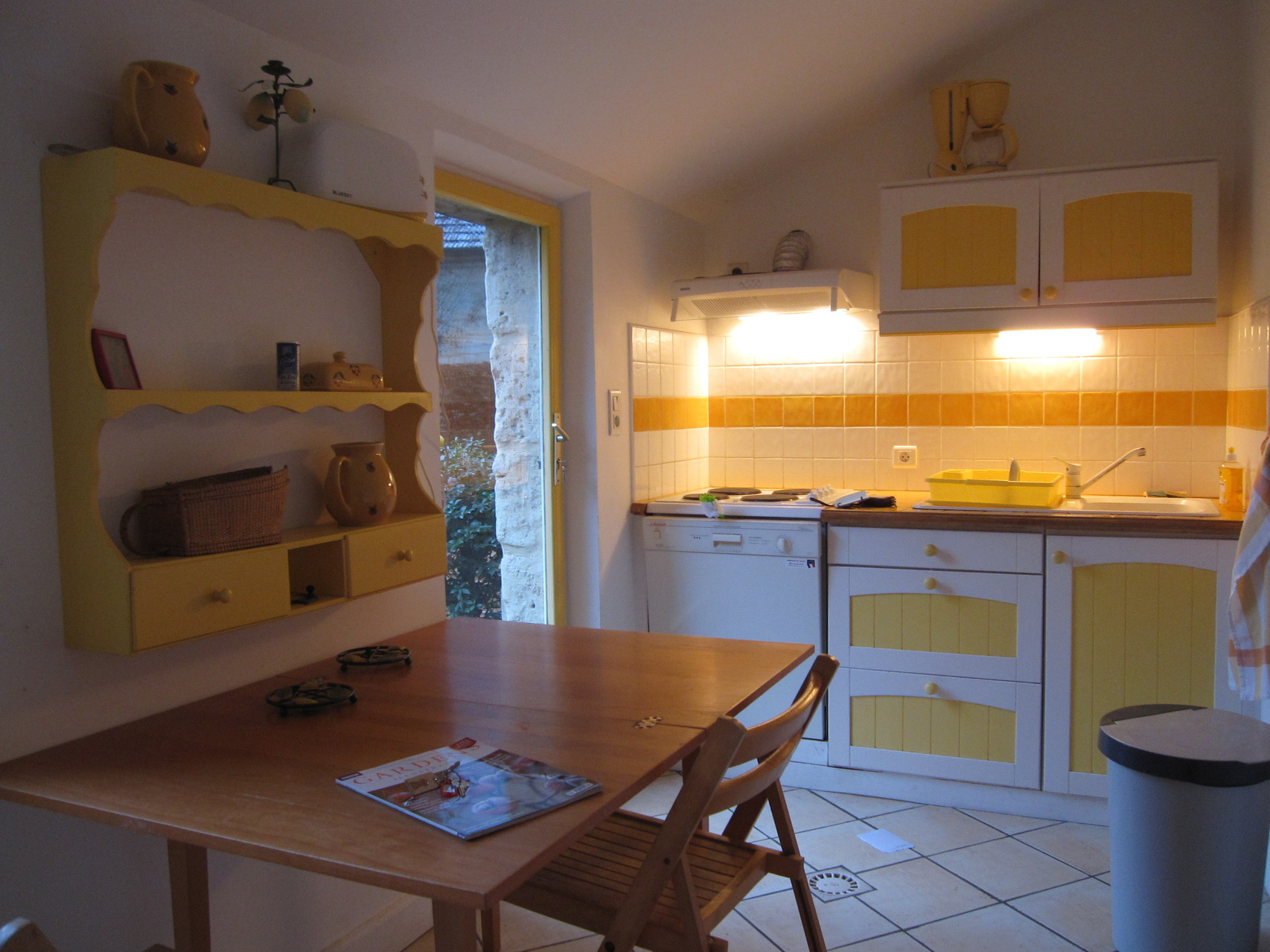 2eme Cuisine de la bergerie - Gîte Aisne