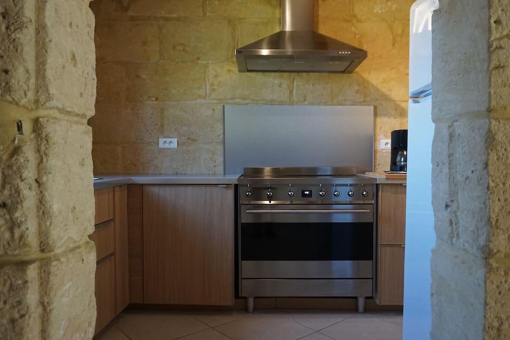 Nouvelle Cuisine de la Grange de la bergerie - Gîte Aisne