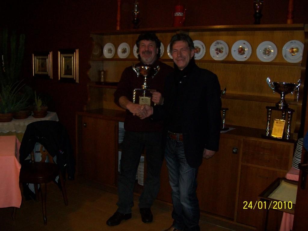 presidente premia martini marco 2' campionato generale