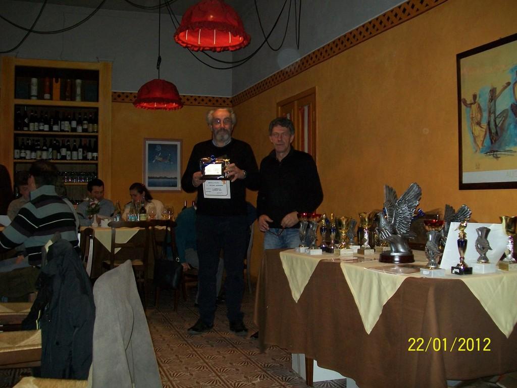 BECCARIA ALESSANDRO  9' CAMPIONATO GENERALE