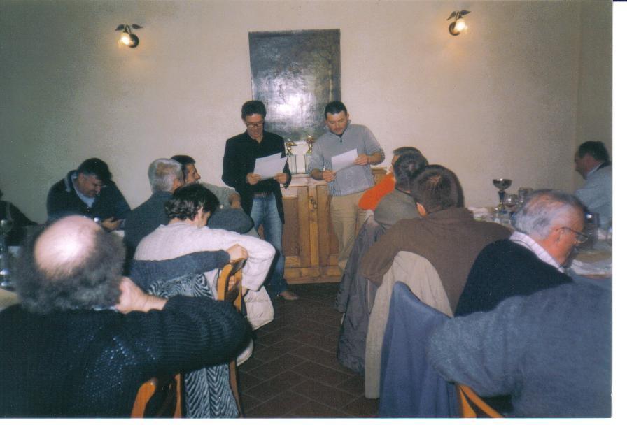 festa di club 2007