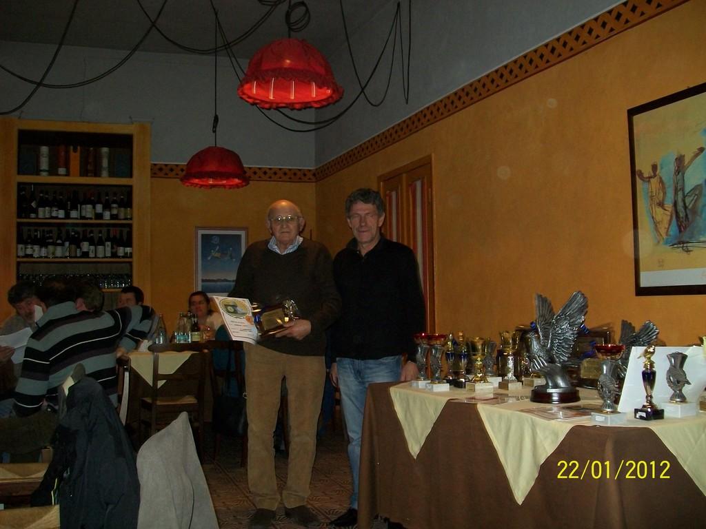 BARBERIS CARLO   11' CAMPIONATO GENERALE PROVINCIALE