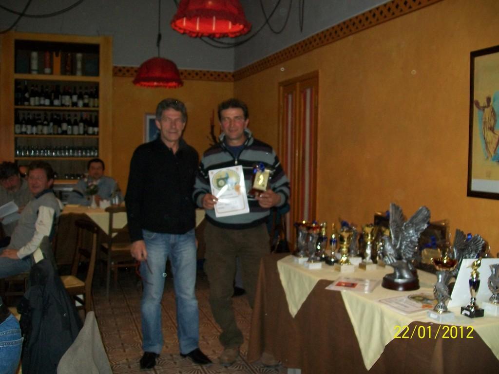 MACCAGNO PIERFRANCO  13' CAMPIONATO GENERALE PROVINCIALE