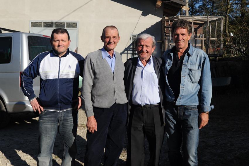 IN ITALIA: GATTO FRANCO, DANNA CHIAFFREDO, ETIENNE DEVOS, PEYRASSO ELIO