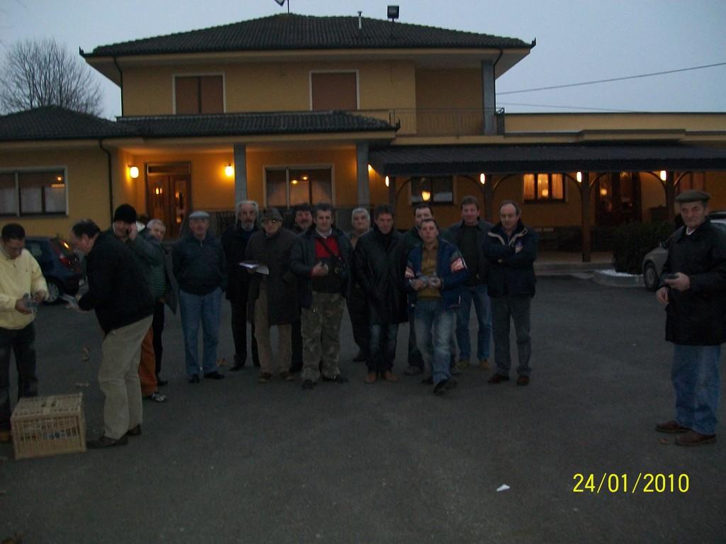 festa di club 2009