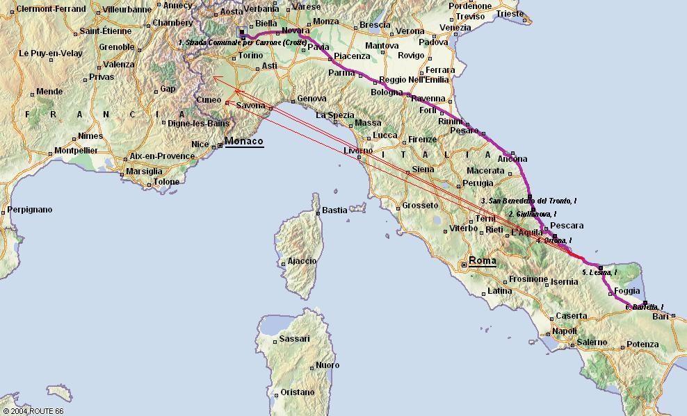 GARA DA VASTO-SUD DEL 16-07-2011