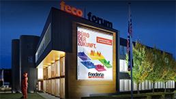 Feco-Feederer Karlsruhe - Fachfabrik erweiterter Kundenradius