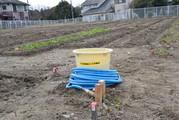 給水箇所と手洗い桶