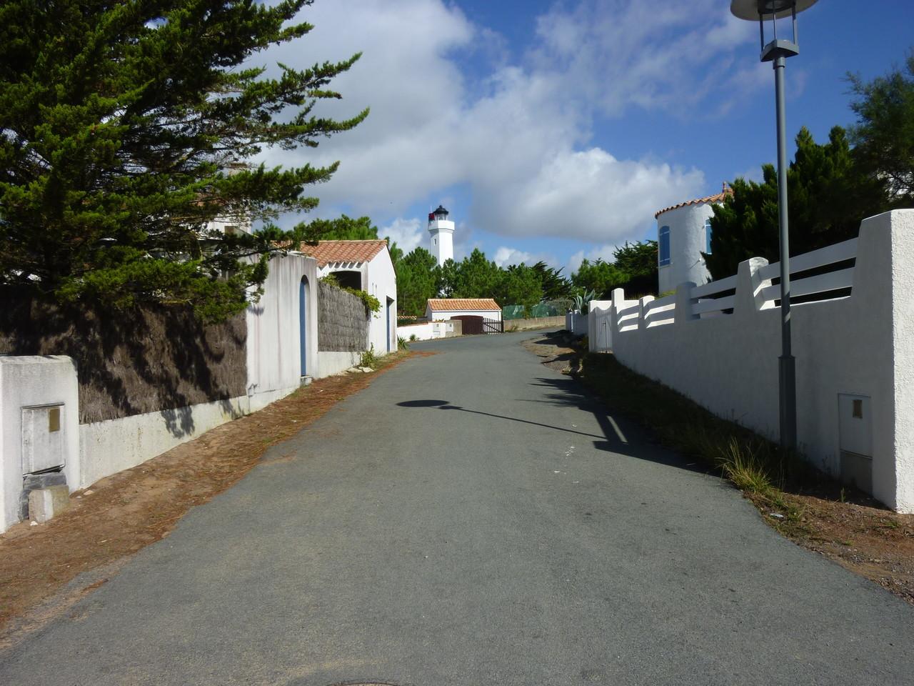 le phare de la Tranche