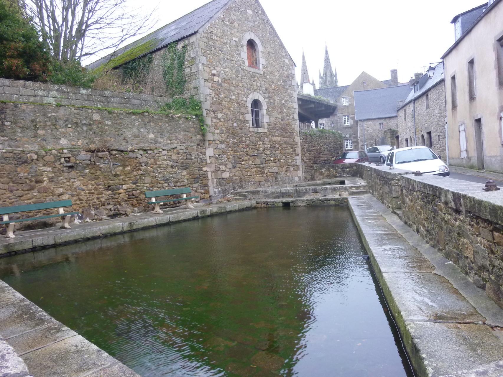 Visite de Saint Pol de Léon