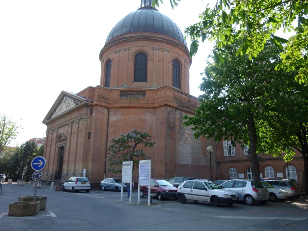 Toulouse, le dôme de la Grave