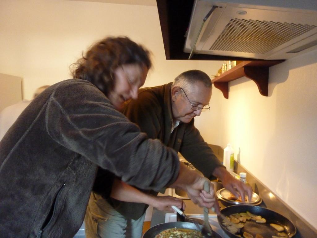 """Boissezon (81), Chacun cuisine sa """"popotte"""" !"""